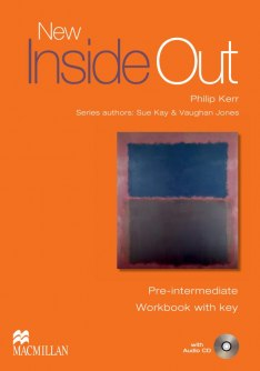 New Inside Out Pre-Intermediate Workbook