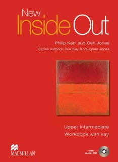 New Inside Out Upper-Intermediate Workbook