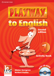 Playway to English Activity Book