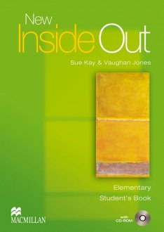 New Inside Out Elementary Student's Book