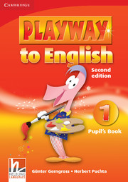 Playway to English Pupil's Book