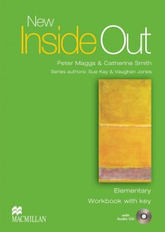New Inside Out Elementary Workbook